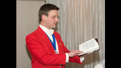 Friendly Toastmaster